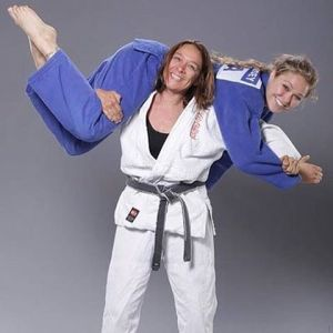 How cool would it be if Rousey came back after being trained by her mother and winning the UFC with just her Judo? A true test of styles!